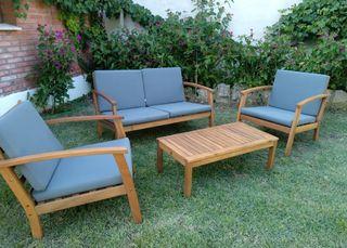 Muebles madera