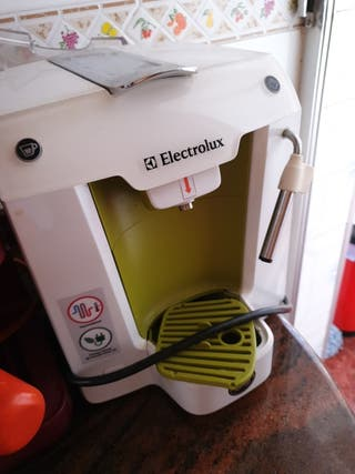 cafetera cápsulas electroluz