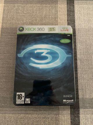 Halo 3 edición coleccionista xbox 360