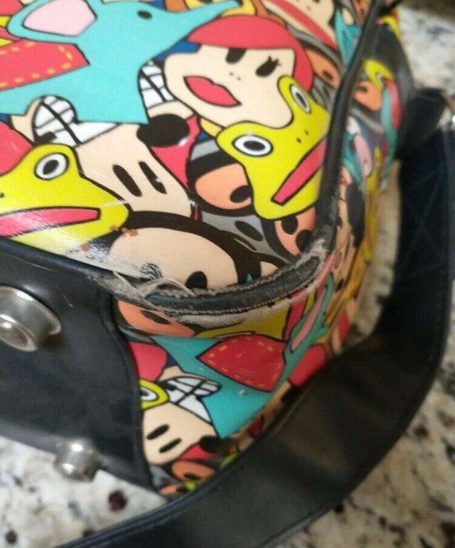 Paul Frank retro pop bag
