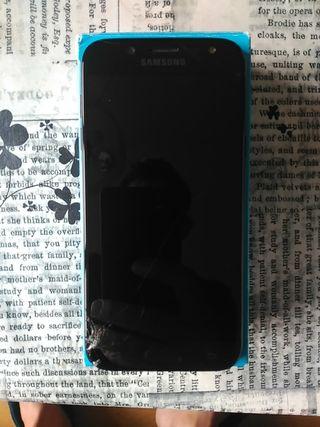 Móvil Samsung Galaxy J5 (Pantalla rota)