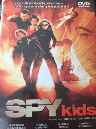 DVD Spy kids
