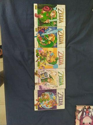 Cómics Mangas Zelda