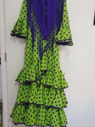 traje de flamenca 42