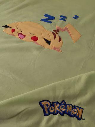 manta Pokémon de forro polar