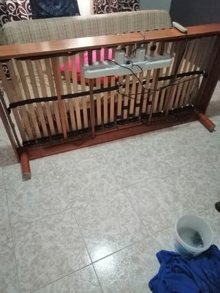 cama articulada