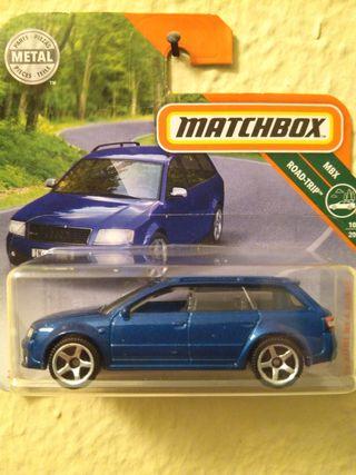 MATCHBOX - Audi RS 6 Avant 2002