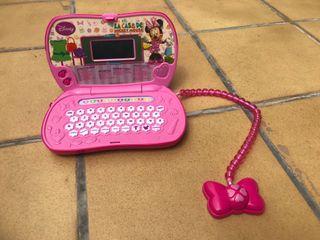 Ordenador Mini Mouse con juego educativos!