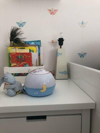 Pie de lámpara ideal para habitación niños