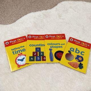 Kids Education book bundle