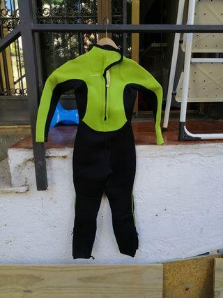 Neopreno surf niño