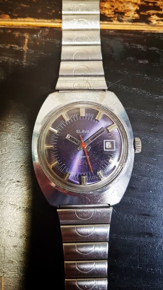 reloj ruso SLAVA