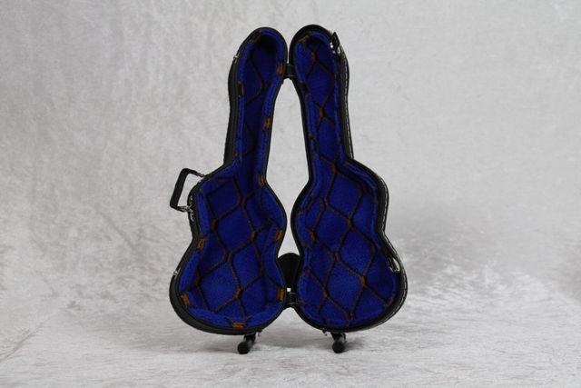 Mini guitarra Grateful Dead