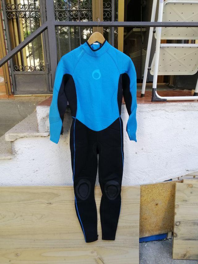 neopreno hombre surf