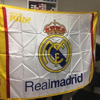 Bandera grande Real Madrid