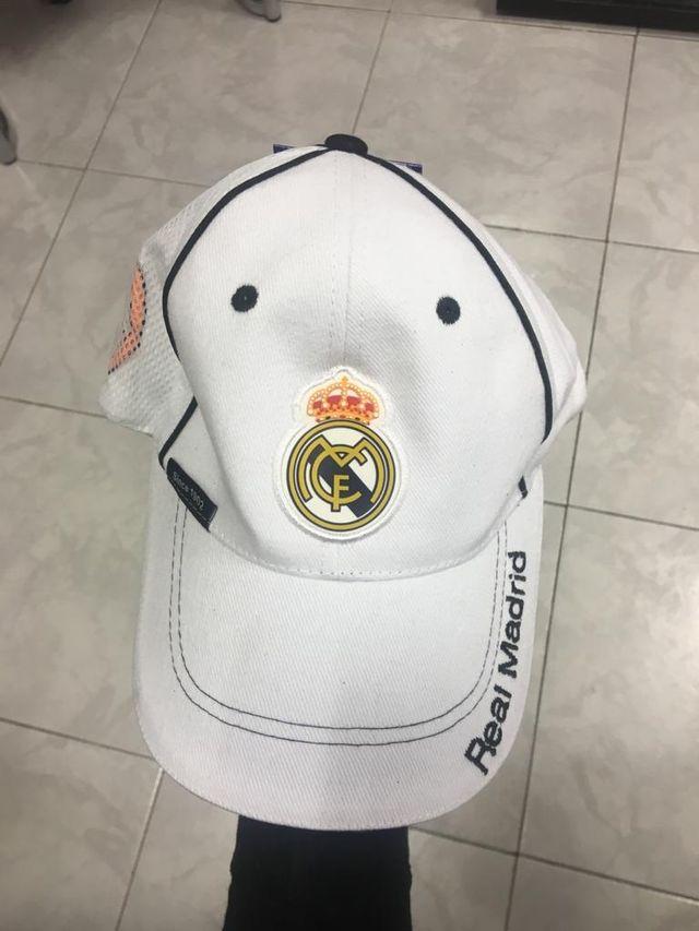 Gorra Real Madrid