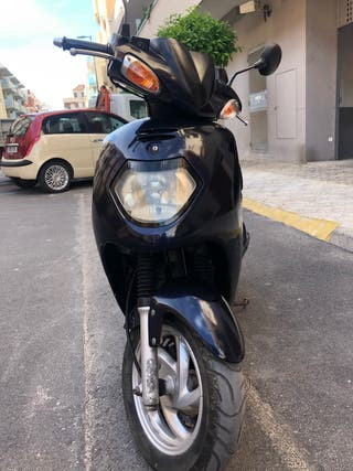 Sym euro mx125cc