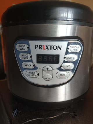 Robot de cocina programable 5L.