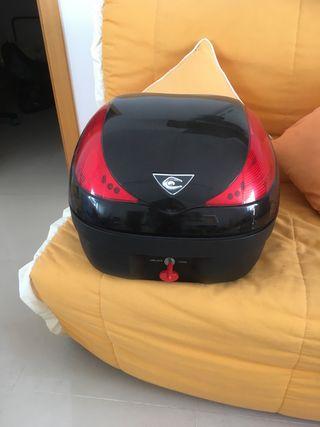Baúl de moto COOLCASE v36 Wizard basic
