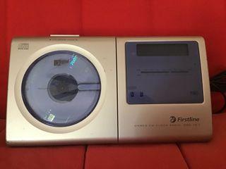 Radio stereo CD portátil