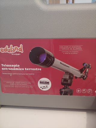 TELESCOPIO ASTRONOMICO INICIACION