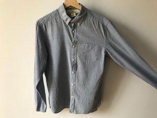Camisa azul claro Talla S