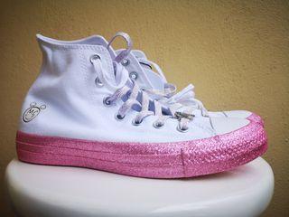 Converse blancas NUEVAS Miley Cyrus