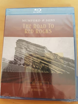 Mumford and sons : The road to red rocks (Bluray)