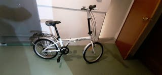 Bicicleta plegable Racer