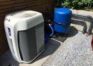 Bomba de calor blue fins con instalación
