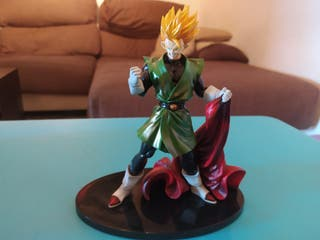 figura original Dragon Ball gran sayaman Banpresto