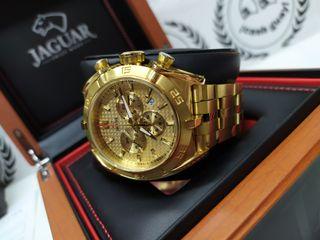 Jaguar executive J853 gold