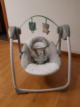 Columpio balancín nuevo para bebé