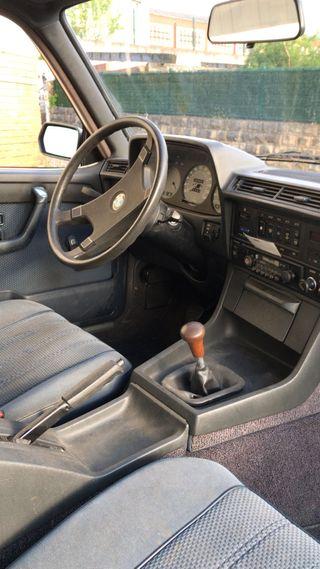 BMW Serie 7 1980