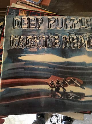Disco vinilo Deep Purple