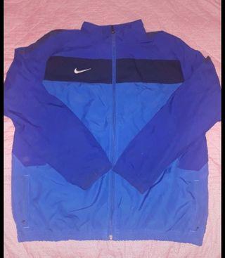 Chaqueta deporte azul de Nike