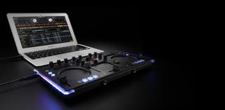 CONTROLADORA KORG KAOSS DJ (NUEVO)