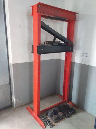 Prensa Hidráulica 30T