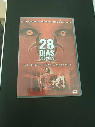 DVD - 28 DÍAS DESPUÉS