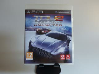 Juego Test Drive Unlimited 2 ps3