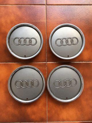 4 Tapa-llantas para Audi A3, A4 ref. 8L0601165AZ17