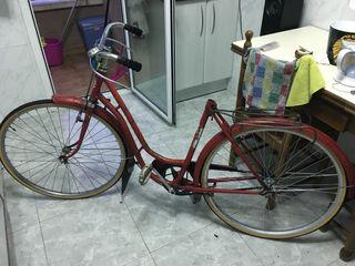 Bicicleta orbea años 50