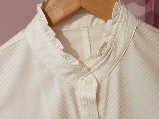 Blusa de mujer blanca