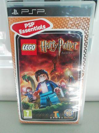 psp lego Harry Potter