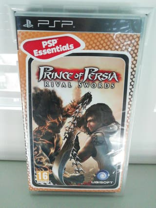 psp Prince of persiga rival swords