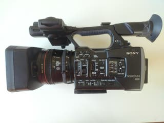 Camara video profesional SONY X160