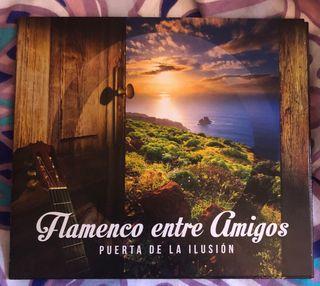 Cd Flamenco entre amigos
