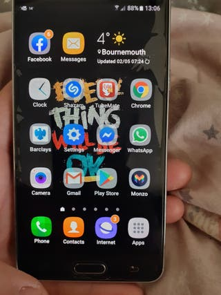 Samsung J5 Unlocked 16 gb