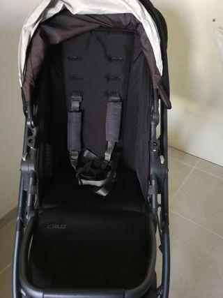Universal moda /Útil carrito de la cesta inferior bolsa de almacenamiento producto para beb/é accesorios para sillas de paseo