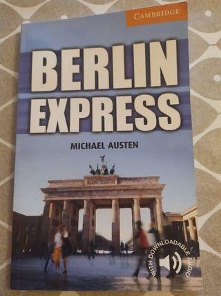 lectura inglés cambridge Berlín express Nivel B